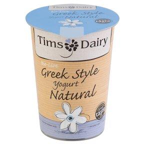 Tims Dairy Greek Yoghurt