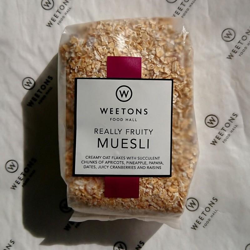 Weetons Really Fruity Muesli