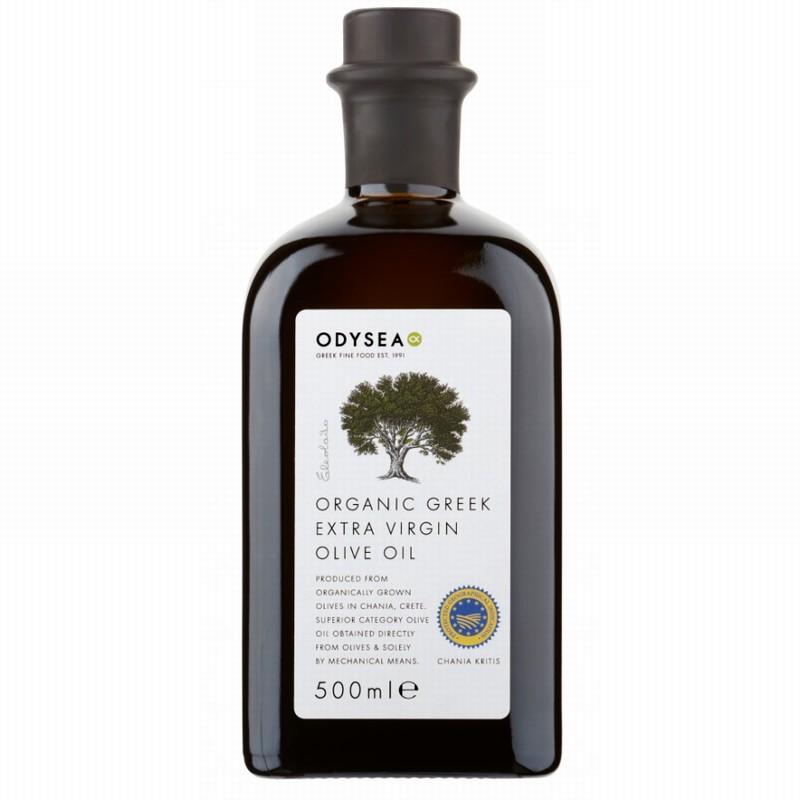 Odysea Organic Greek Extra Virgin Olive Oil