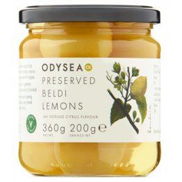 Odysea Preserved Beldi Lemons
