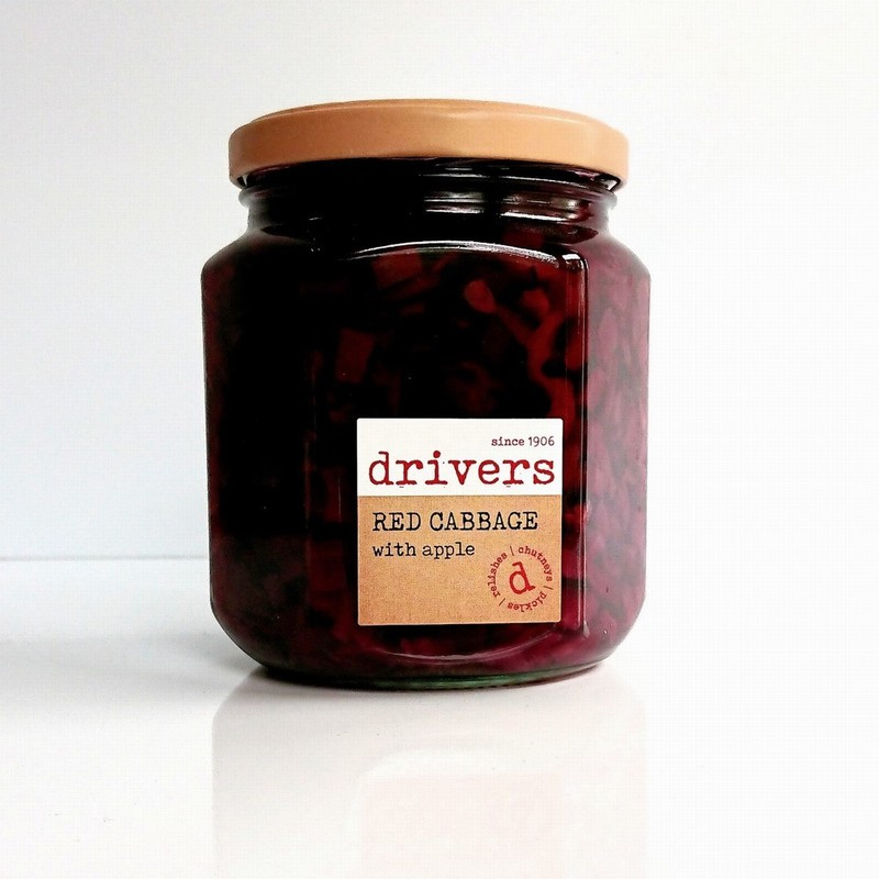 Drivers Pickled Red Cabbage