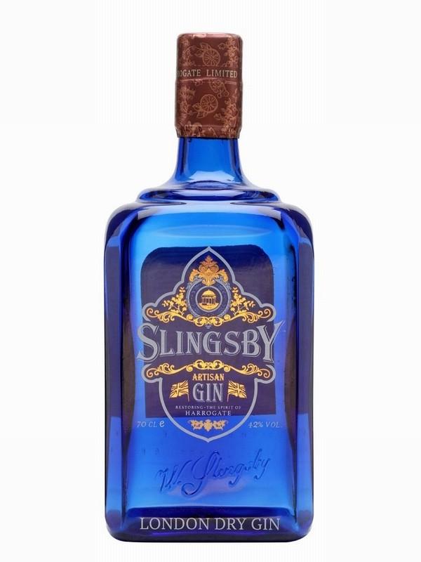 Slingsbys Gin, The Spirit of Harrogate