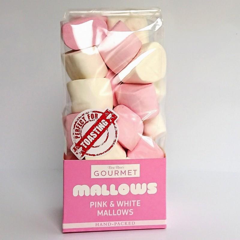 Bon Bons Pink and White Mallows