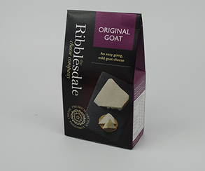 Ribblesdale Goats Cheese 124g