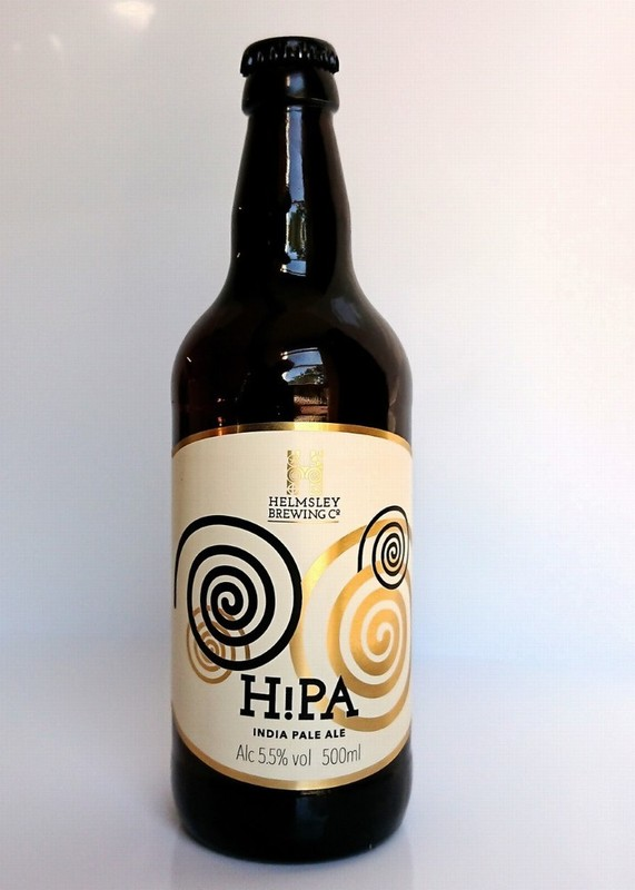 Helmsley Brewing Co. H!PA Indian Pale Ale 550ml