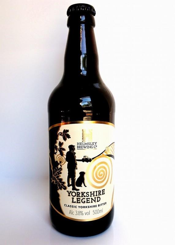 Helmsley Brewing Co. Yorkshire Legend Bitter 550ml