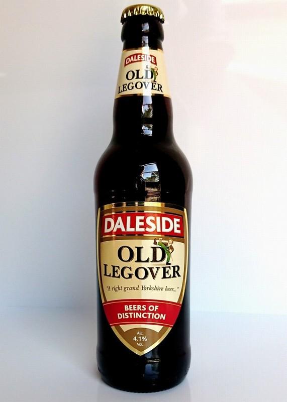 Daleside Old Leg Over 500ml