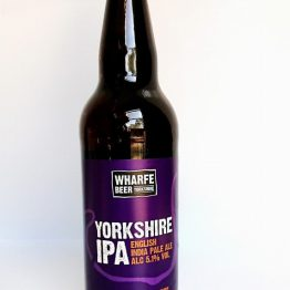 Wharfe Bank Brewery Yorkshire IPA 500ml