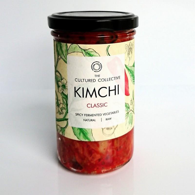 The Culture Collective Classic Kimchi