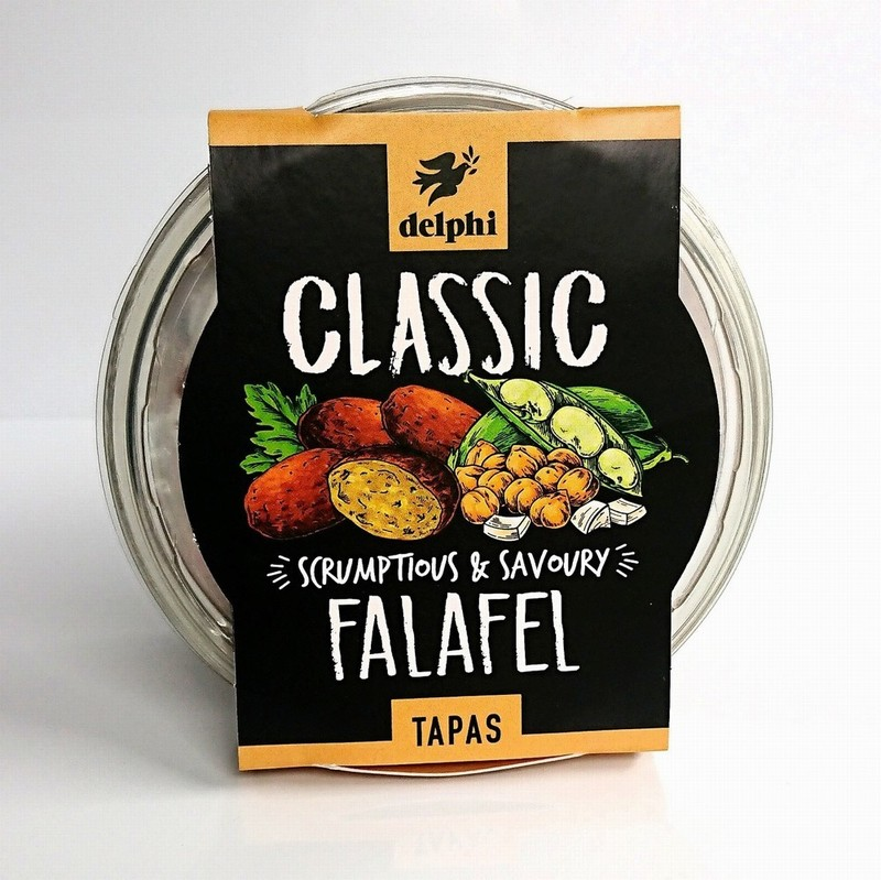 Delphi Classic Scrumptious and Savoury Falafel