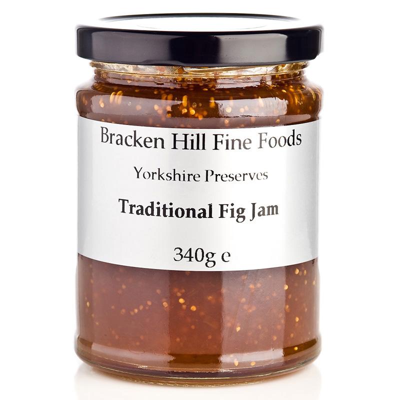 Bracken Hill Traditional Fig Jam