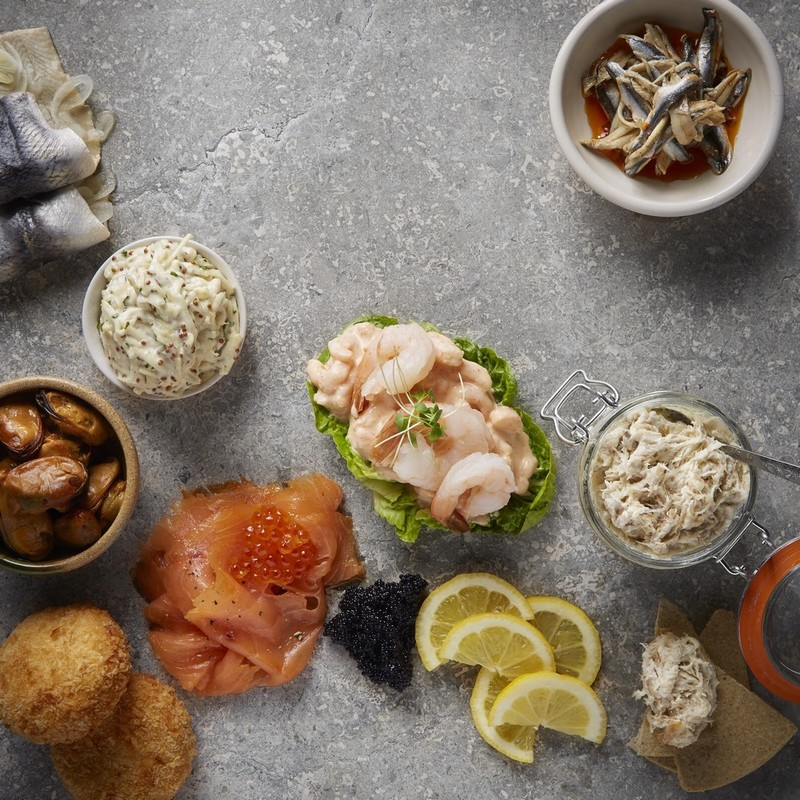 Weetons Fishmonger Platter