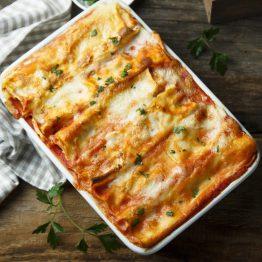 Luxury Beef Lasagna