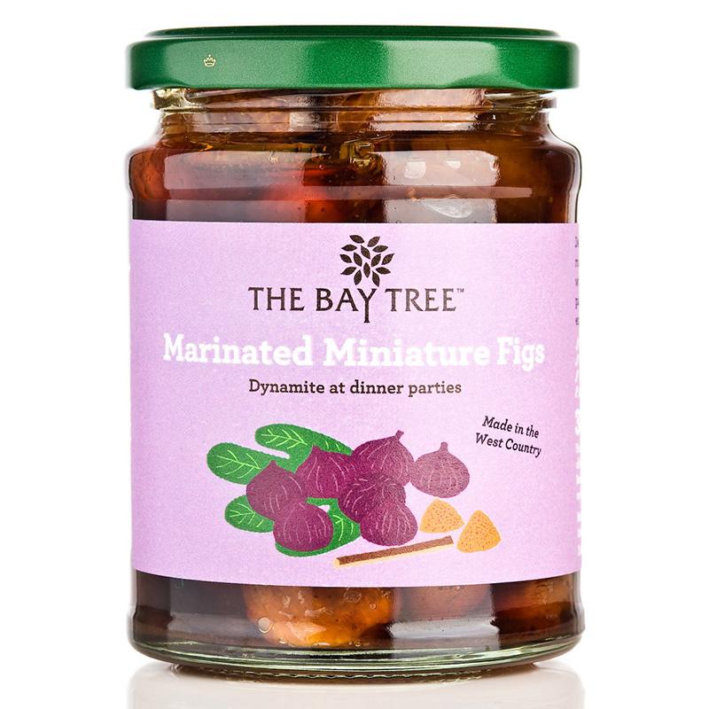 Bay Tree Miniature Marinated Figs