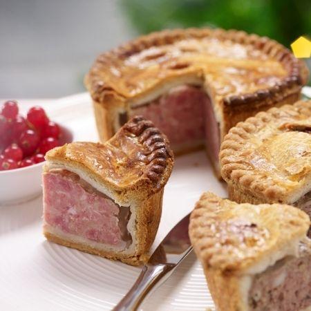 2lb Pork Pie