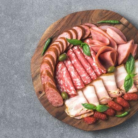 Continetal Meat Platter