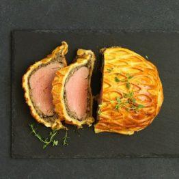 Luxury Beef Wellington