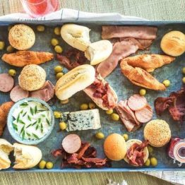 Weetons Deluxe Picnic Platter