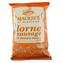 Mackie's Lorne Sausage and Brown Sauce Crisps