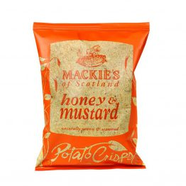 Mackie's Honey And  Mustard Flavoured Crisps