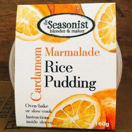 The Seasonist Cardamon And Orange Rice Pudding