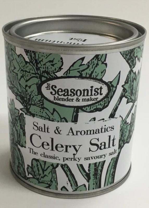The Seasonist Salts And Aromatics Celery Salt
