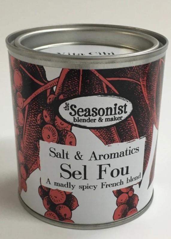 The Seasonist Salts And Aromatics Sel Fou