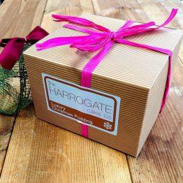 HArrogate Cake Company Large Traditional Christmas Pudding
