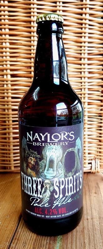Naylor's Three Spirits Pale Ale