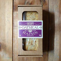 Lottie Shaw's Oatmeal and Raisin Biscuits