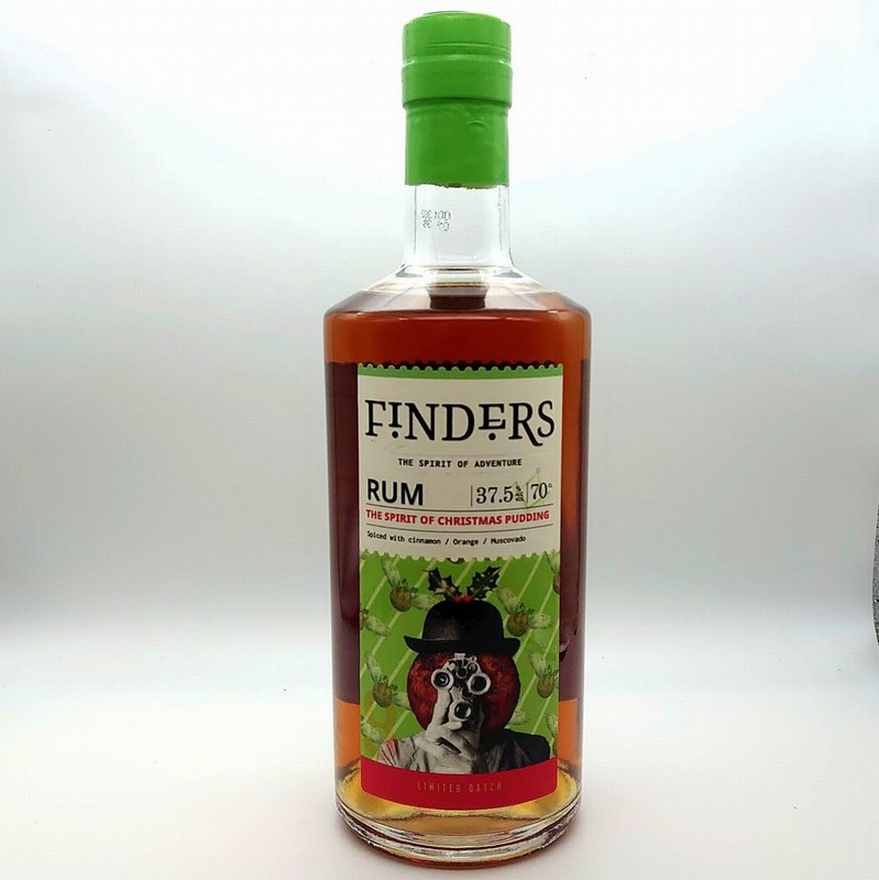 Finders Rum - Spirit of Christmas Pudding