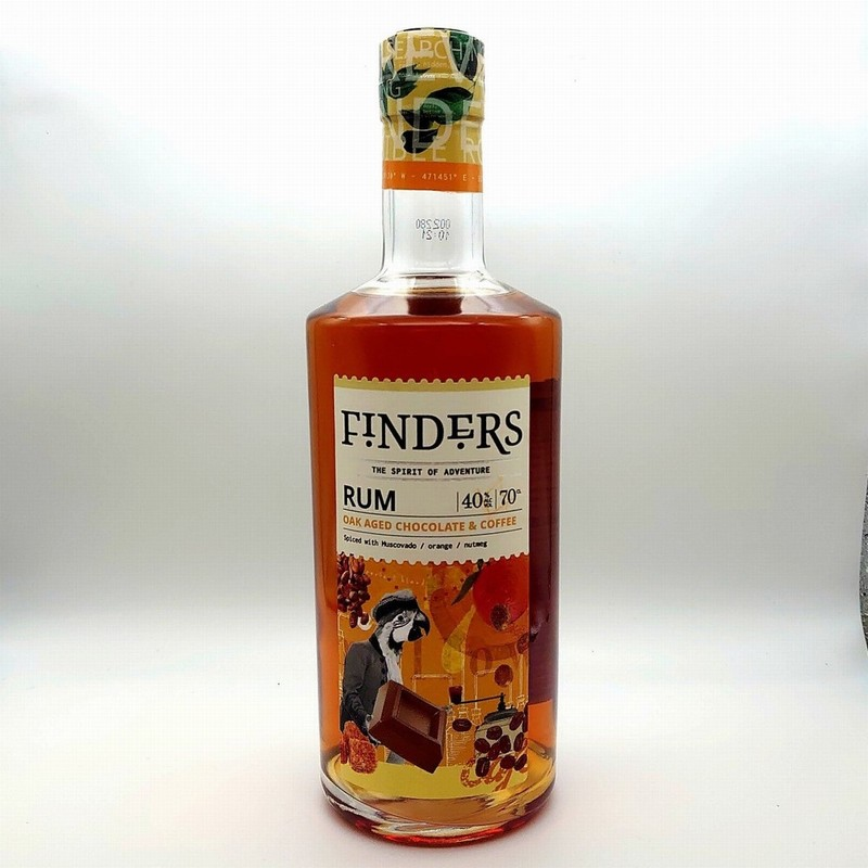 Finders Chocolate and Coffee Rum