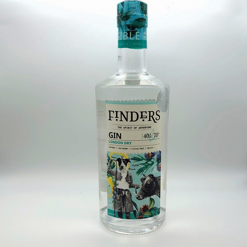Finders Gin - London Dry