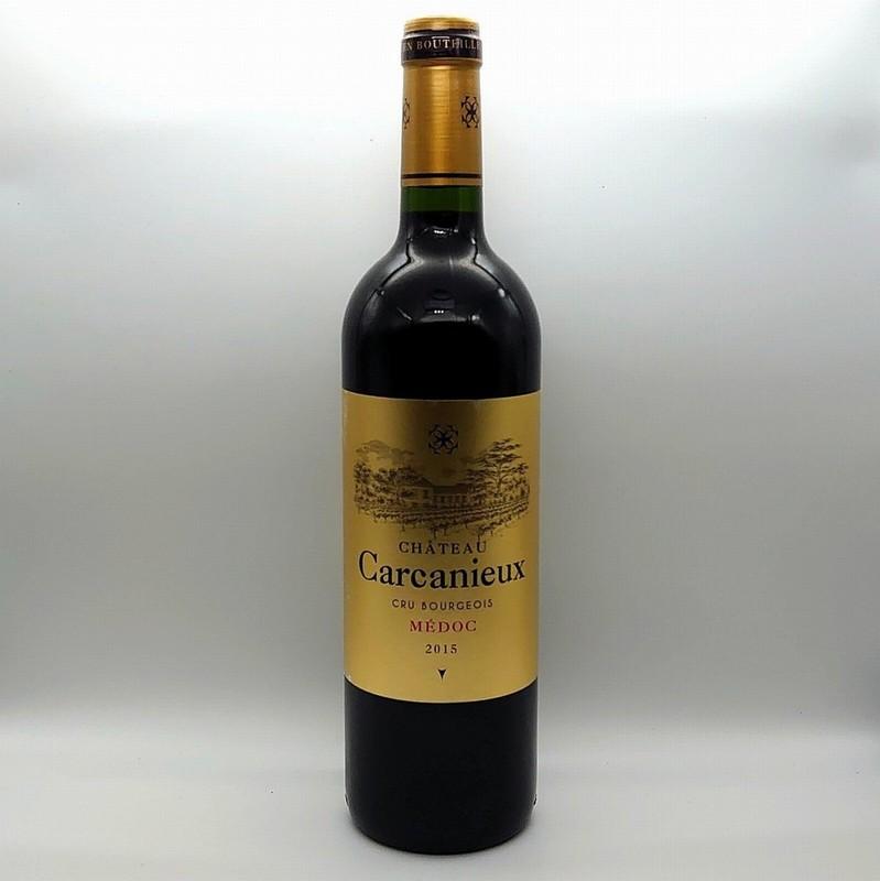 Chateau Carcanieux Cru Bourgois Médoc Bordeaux, 2015