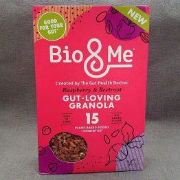Bio And Me Raspberry and Beetroot Granola