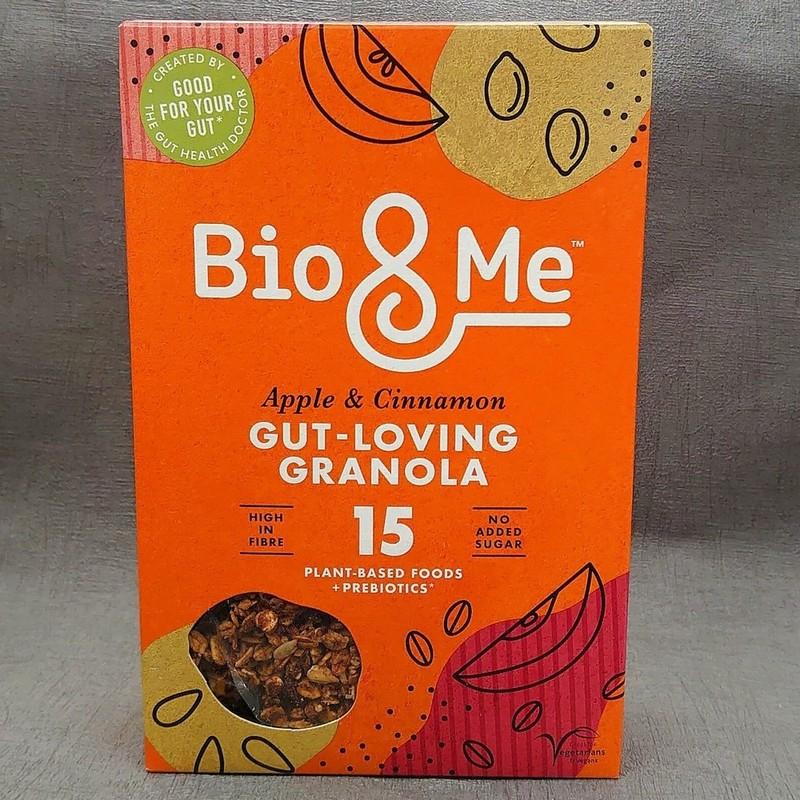 Bio and Me Apple and Cinnamon Granola