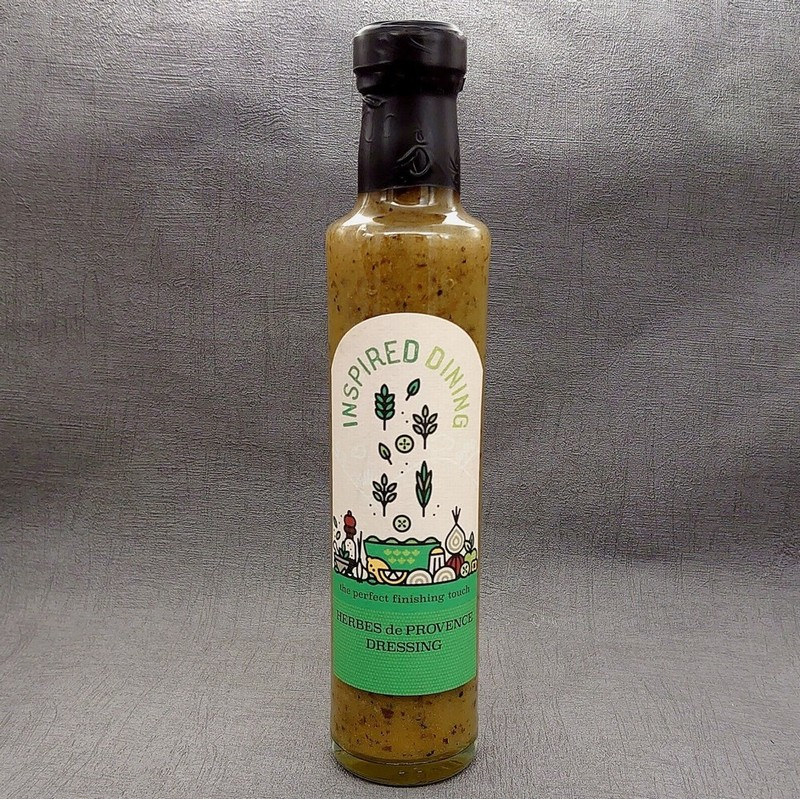 Inspired Dining Herb De Provence Dressing