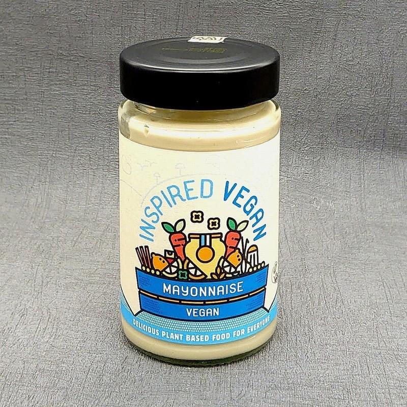 Inspired Vegan Mayonnaise