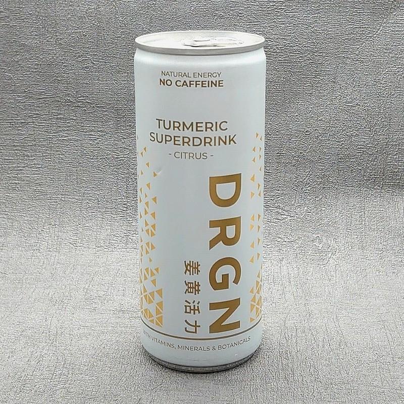 DRGN Turmeric Superdrink - Citrus