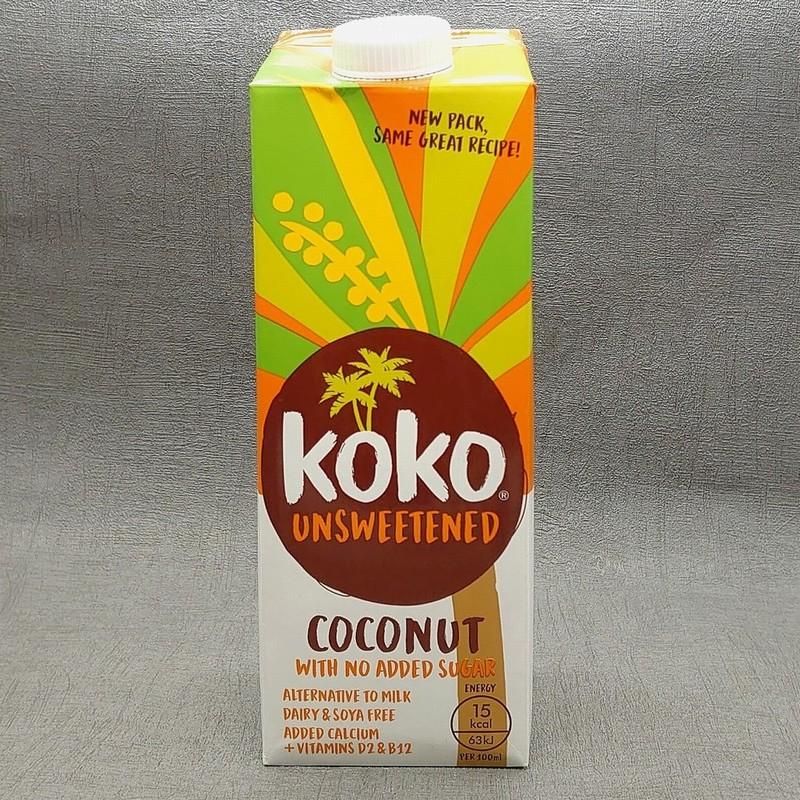 Koko unsweetened Coconut Milk