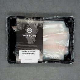 Weetons Scottish Cod Portions