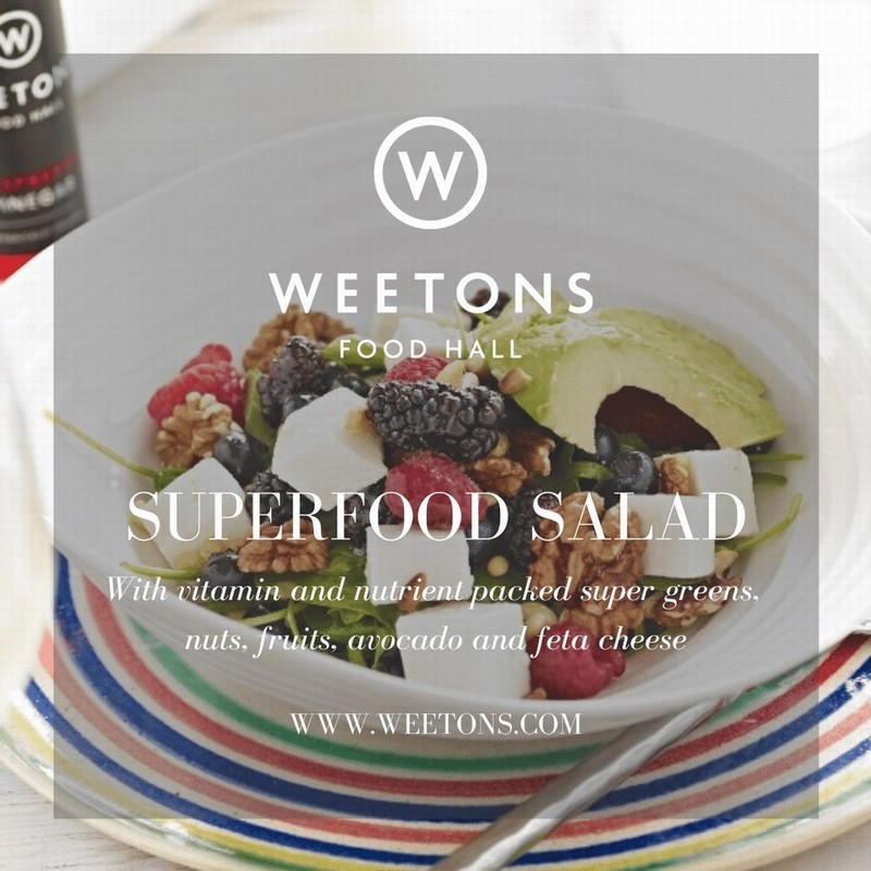 Recipe Box - Superfood Salad for 4