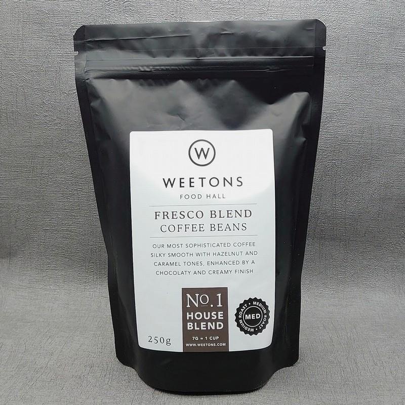 Weetons Fresco Blend Coffee Beans