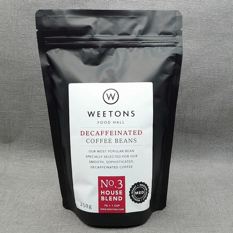 Weetons Decaffinated Coffee Beans