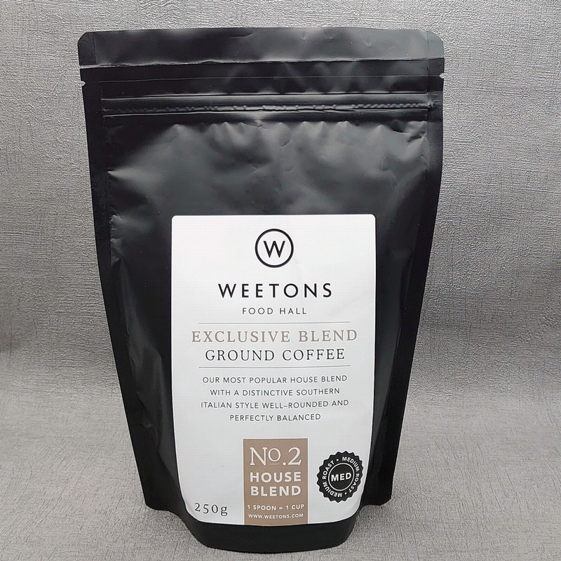 Weetons Exclusive Ground Coffee