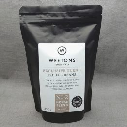 Weetons Exclusive Coffee Beans