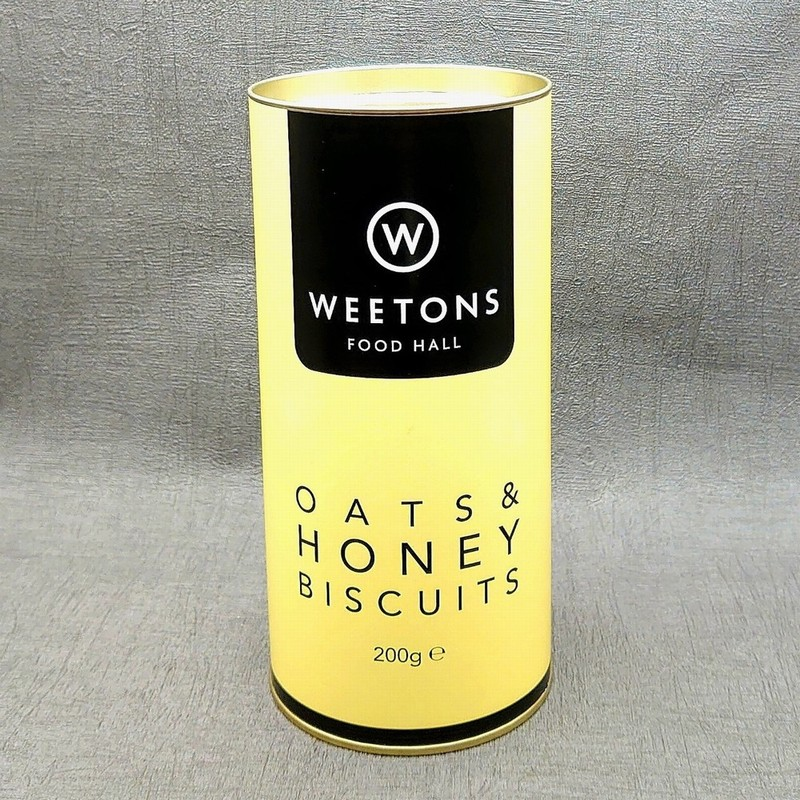 Weetons Oats and Honey Biscuits