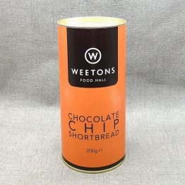 Weetons Chocolate Chip Shortbread
