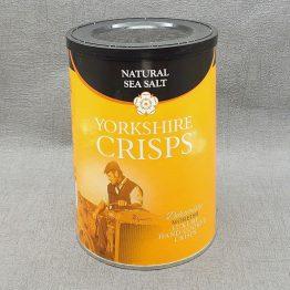Yorkshire Crisp Drum Sea Salt