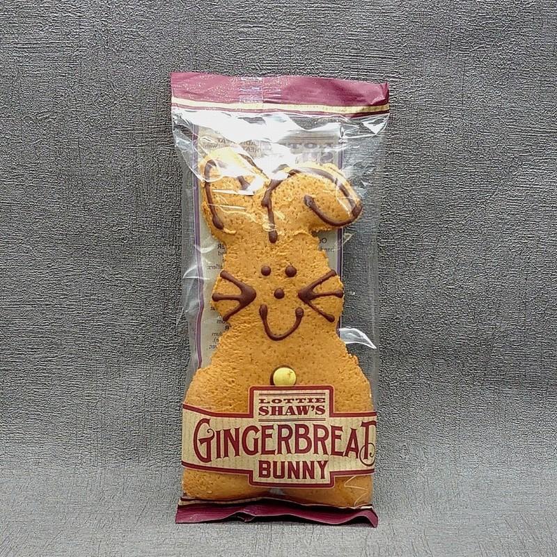 Lottie Shaw's Gingerbread Bunny